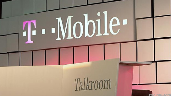 T-Mobile Talkroom